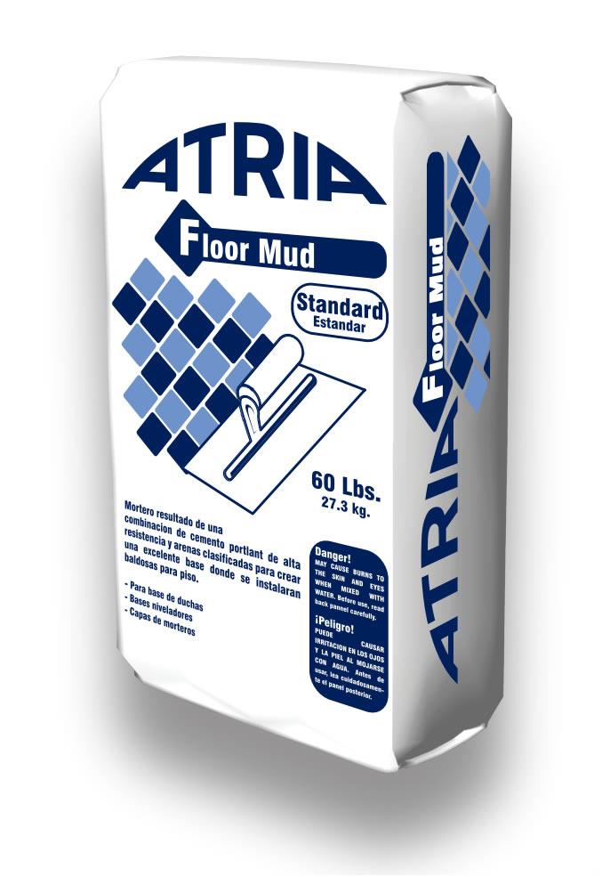 atria floor mud sand and cement mortar mix